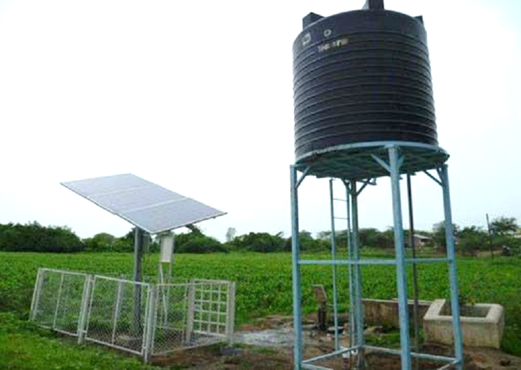 Solar Water Pumps For Homes & Communities